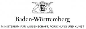 Logo des Ministeriums für Wissenschaft, Forschung und Kunst Baden-Württemberg